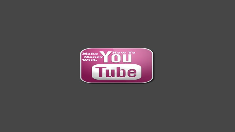How To Make Money With Youtube video youtube