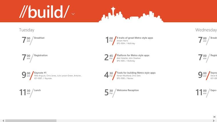 Build 2012