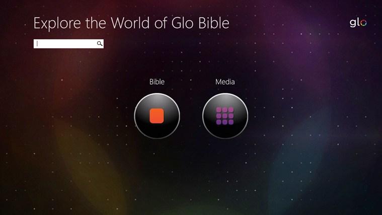 Glo Bible bible marcus