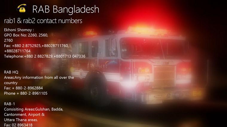 RAB Bangladesh