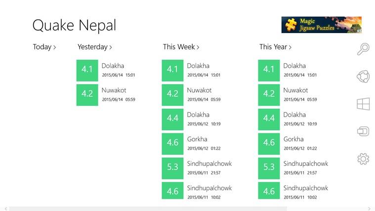 quake nepal