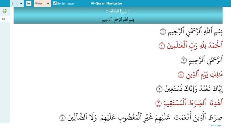 Al-Quran Simplified al quran com