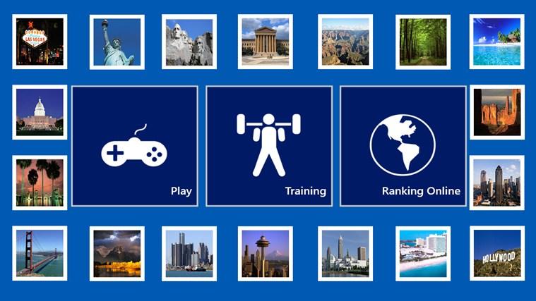 U.S Cities Game cities video