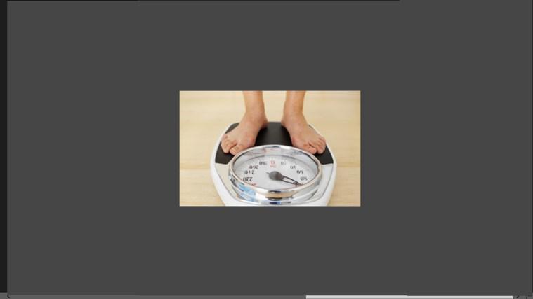 Calcola il peso ideale conseguir peso ideal