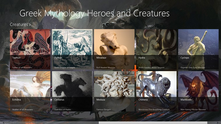 myths and heroes More mythical creatures greek heroes daedalus was well known as a genius inventor in greek mythology and he is both a central part of several myths as well as a side character in a few others.