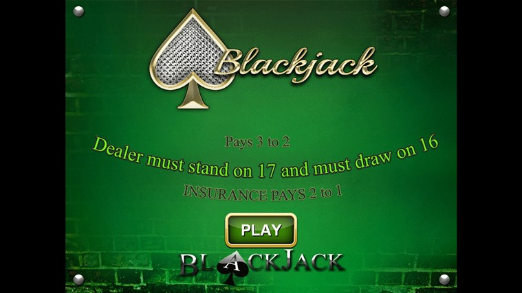 Black Jack (Twenty One)