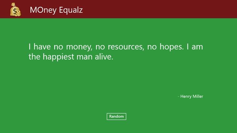 money app money tutorial