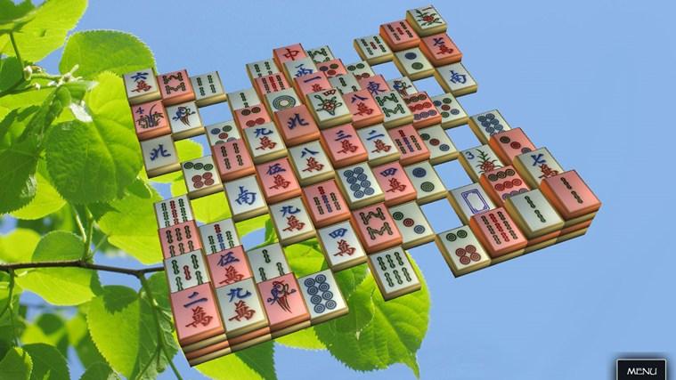 3D Mahjong Touch classic mahjong