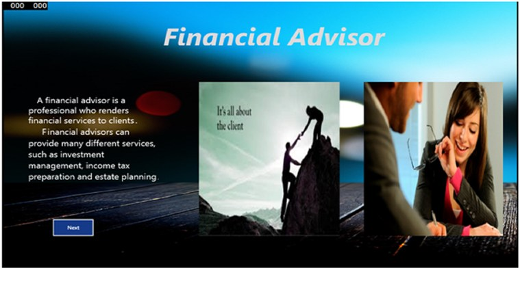 roh financial adviser No part of the content that we provide constitutes financial advice, legal advice or any other form of advice meant for your specific reliance for any purpose any use or reliance on our content is solely at your own risk and discretion.