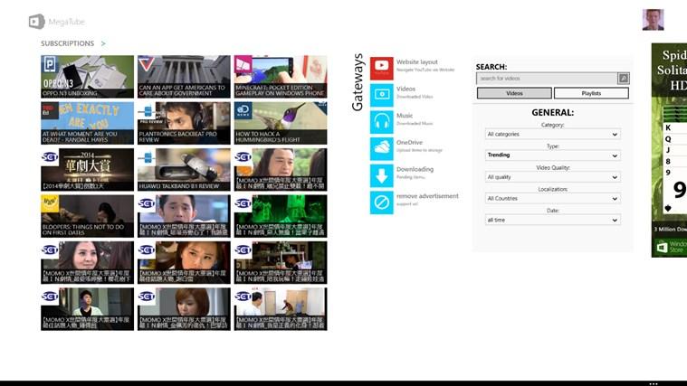 MegaTube - Music/Video Downloader for Youtube video youtube