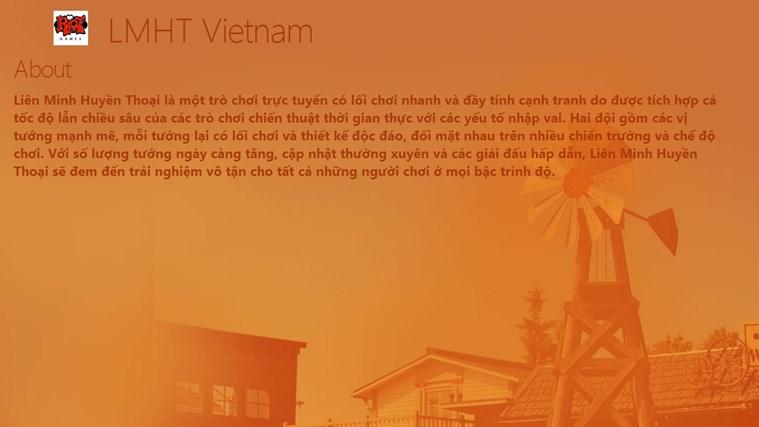 LMHT Vietnam