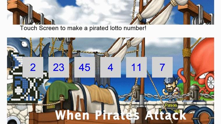Pirate Jackpot