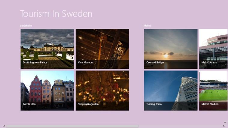 Tourism in Sweden sweden