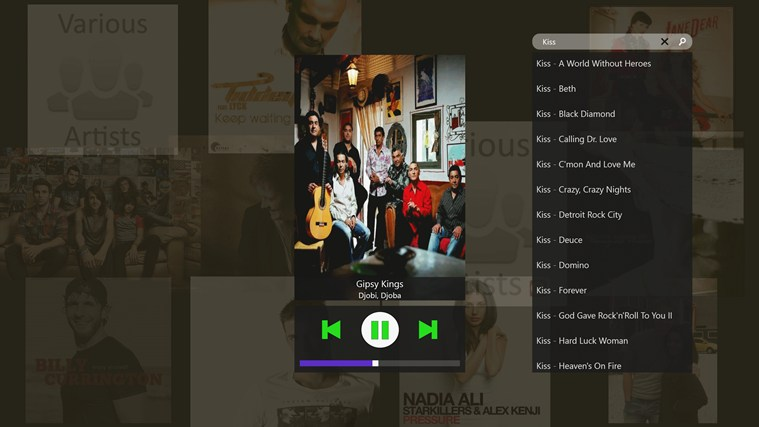 Simple Music Player player simple