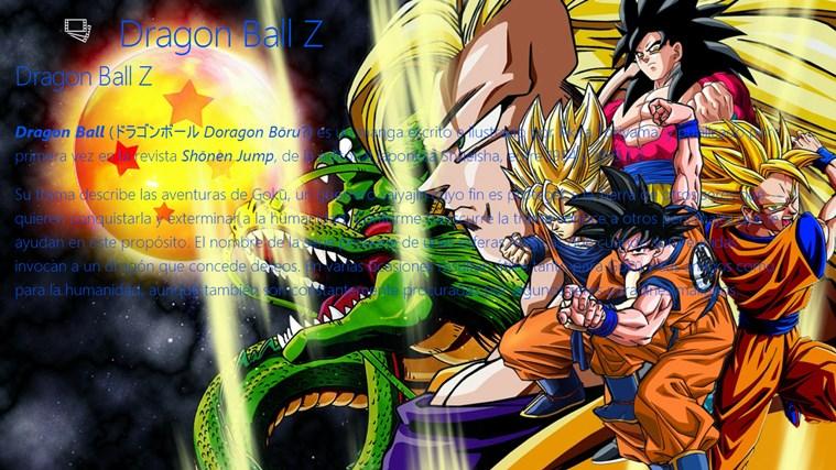 Dragon Ball Z 001