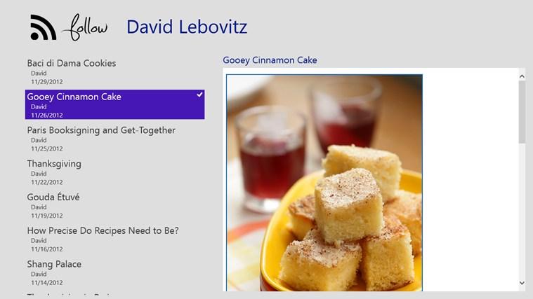 Follow David Lebovitz david beckham fanity