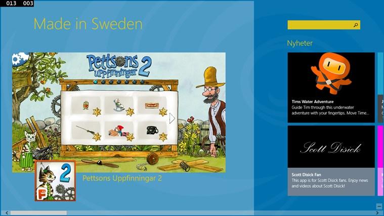 Made In Sweden sweden
