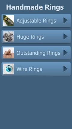 Handmade Rings Pro App