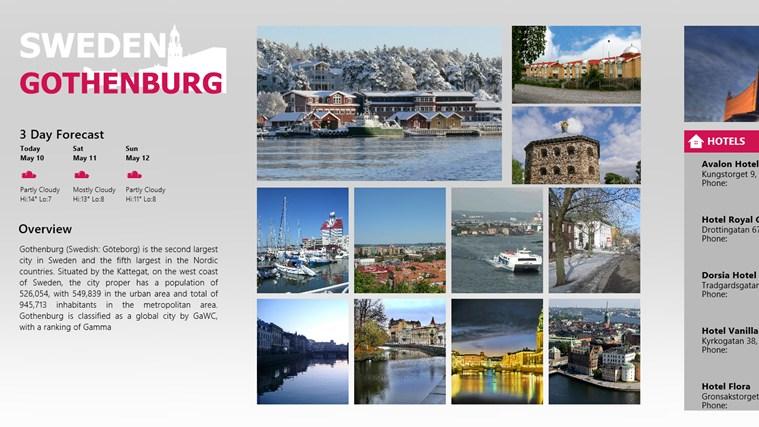 Gothenburg Sweden sweden