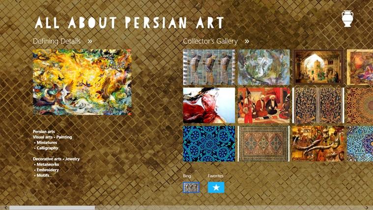 All About Persian Art persian winpim