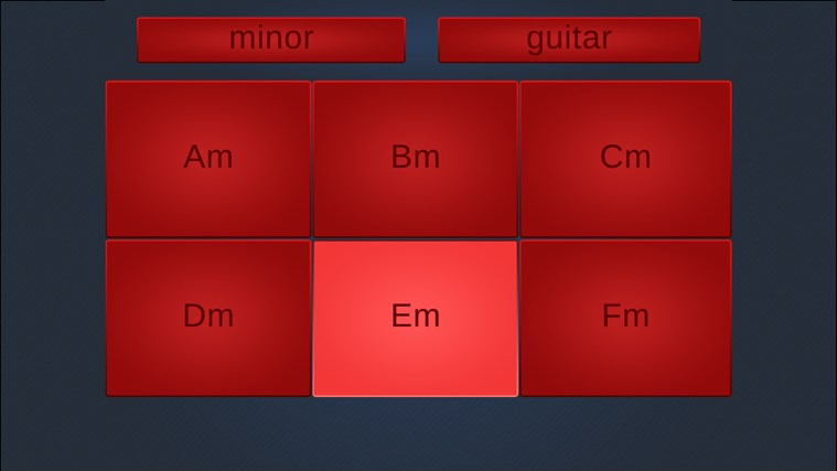 Chords Teacher Pro App