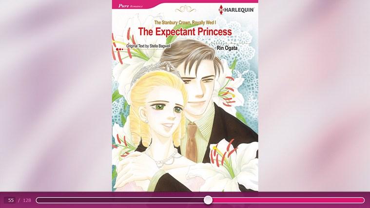 The Expectant Princess(Harlequin free) marcus produits