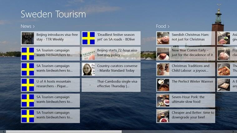 Sweden Tourism sweden