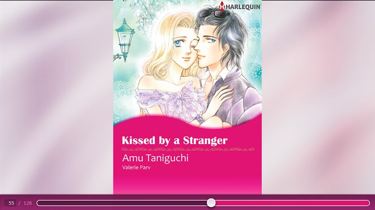 Kissed by A Stranger(harlequin free)