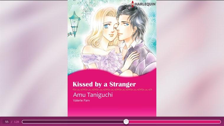 Kissed by A Stranger(harlequin free)