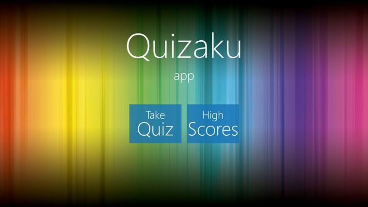 Quizaku