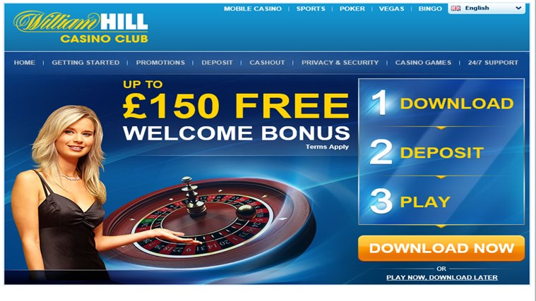 william hill казино зеркало