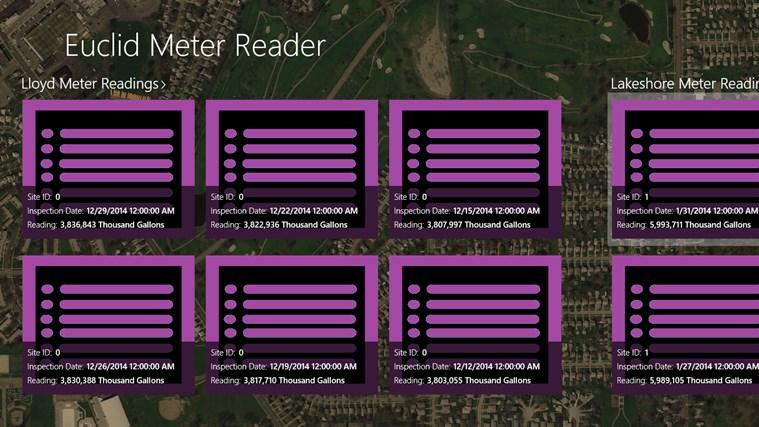 Euclid Meter Reader