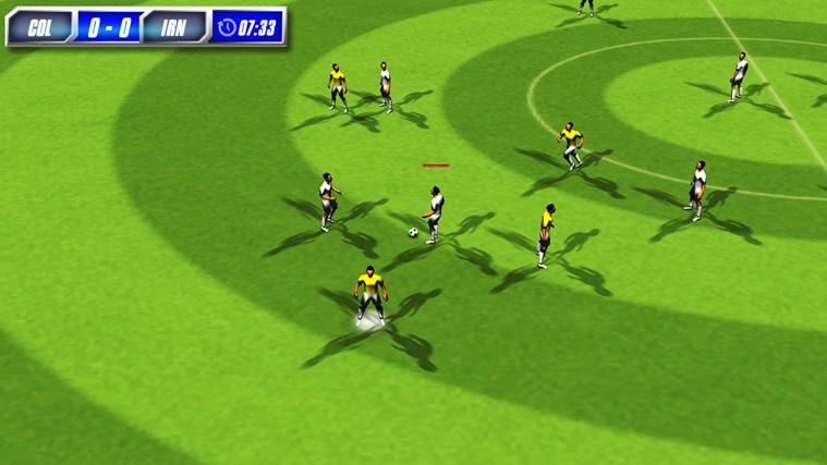 FOOTBALL SIMULATOR football marcus