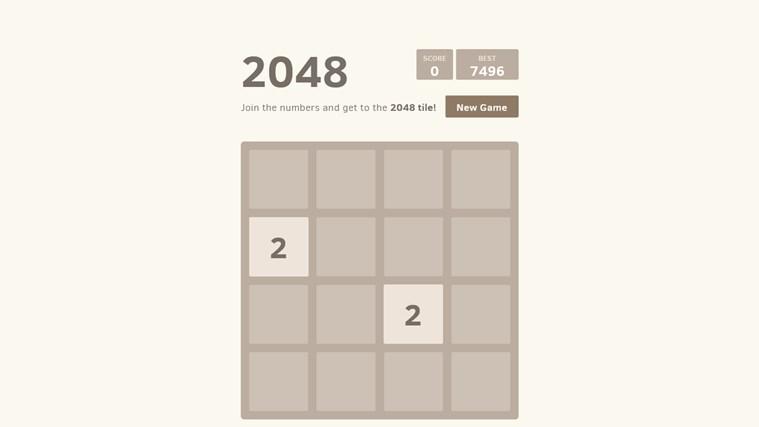 2048-Pro