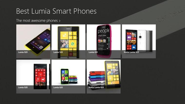 Best Lumia Phones lumia