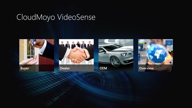 CloudMoyo VideoSense