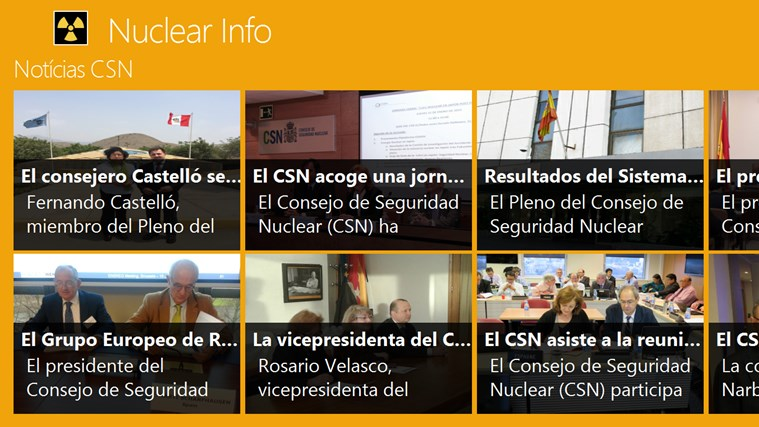 Nuclear Info