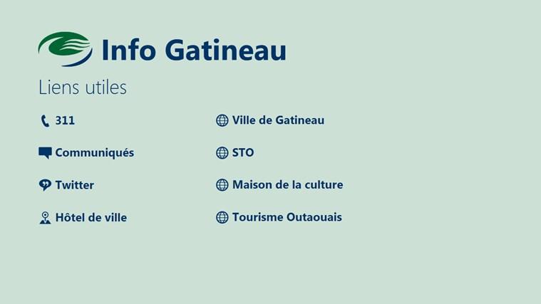 Info Gatineau