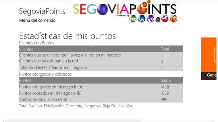 SegoviaPoints