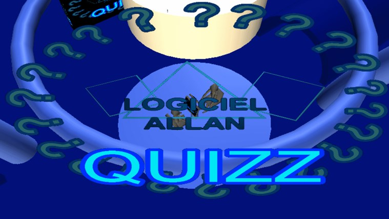 Logiciel Allan Quizz