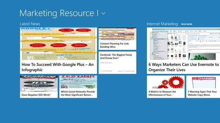 Marketing Resource I marketing ministries