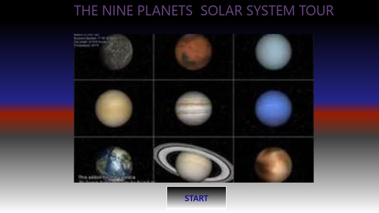 results the solar system - photo #46