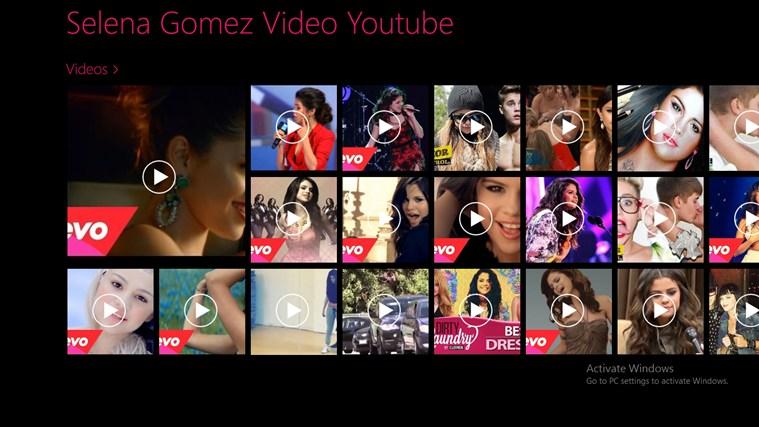 Selena Gomez Video Youtube video youtube