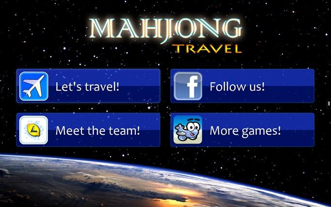 Mahjong Travel classic mahjong