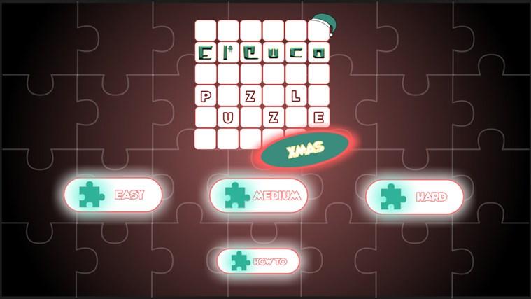 Cuco Puzzle Xmas puzzle