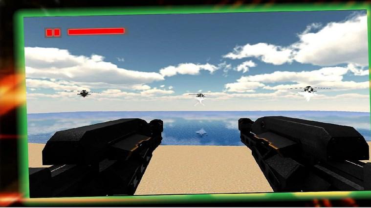 Beach Defence Battle