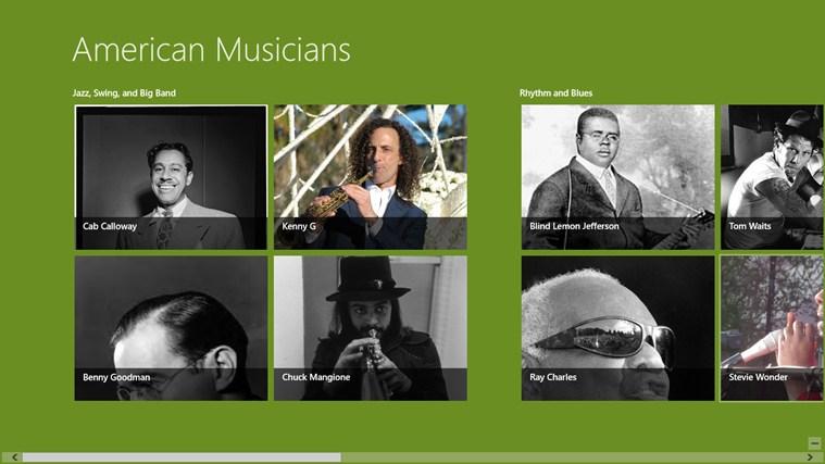 American Musicians american player