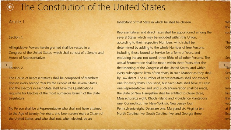 """new constitution of the united states The clause traces back to the 1776 pennsylvania constitution and the 1777 new york constitution both granted their executives """"executive power"""" and also required them to execute the laws faithfully  in short, the appointment and mode of appointment of electors belong exclusively to the states under the constitution of the united states."""