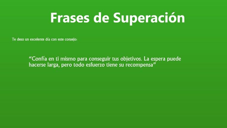 Frases de Superacion 2013