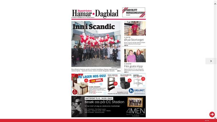 Hamar Dagblad dagblad news